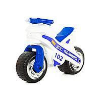 """Каталка-мотоцикл """"МХ"""" (Полиция)"""