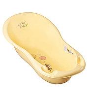 ТЕГА Ванна овальная 102см ЛЕСНАЯ СКАЗКА светло-желтый