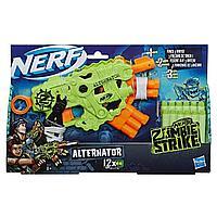 Набор игровой Hasbro (Nerf) Зомби Альтернатор E6187