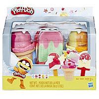 "Hasbro Play-Doh E6642 Игровой набор ""Холодильник с мороженым"""