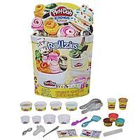 """Hasbro Play-Doh E8055 Масса для лепки """"Взрыв цвета - Мороженное"""""""