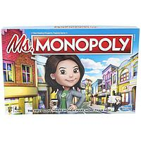 Hasbro Monopoly E8424 Игра настольная Мисс Монополия, фото 1