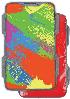Ледянка принтованная НИКА ЛПП4172/К2 с красками (Игрушка)