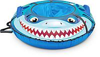 Игрушка. Тюбинг с круговым дизайном (ТБЗК-85/А2 с акулой)