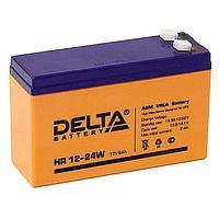 Аккумулятор Delta HR 12-24W (6 Ач)