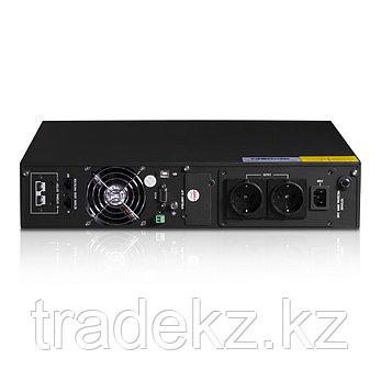 Источник бесперебойного питания стоечный SVC RT-3KL-LCD/SE, фото 2