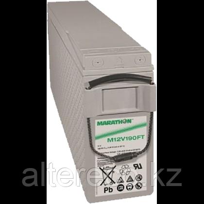 Фронттерминальный аккумулятор Marathon M12V190FT (12В, 190Ач)