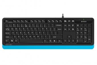 Клавиатура A4tech FK-10-BLACK/GREY/ BLUE / ORANGE / WHITE/  Fstyler USB
