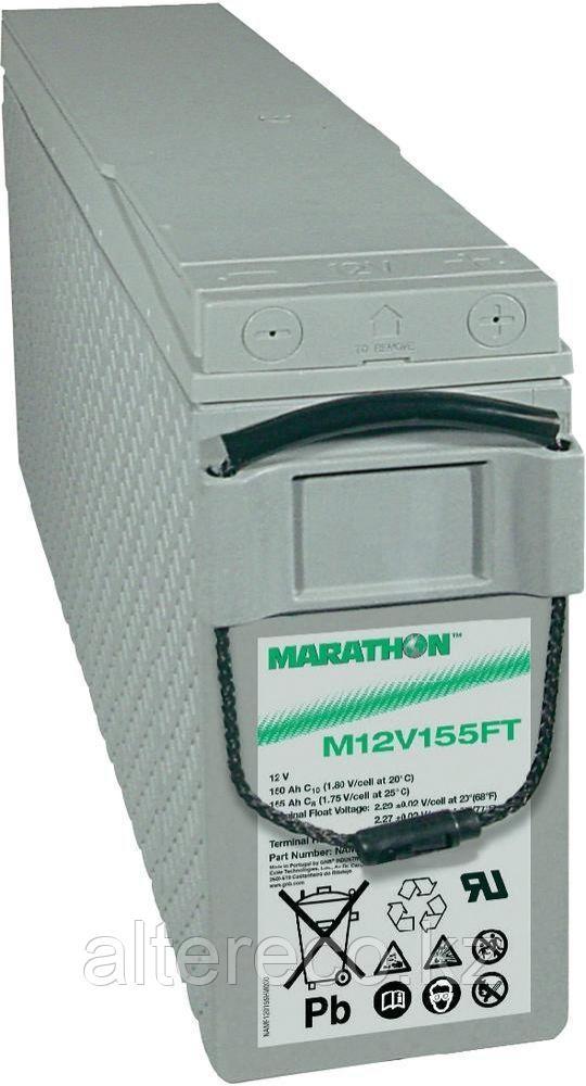 Фронттерминальный аккумулятор Marathon M12V155FT (12В, 155Ач)
