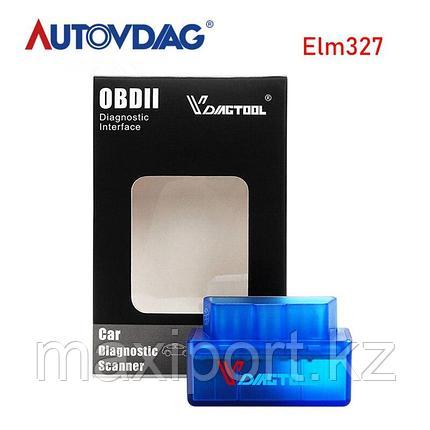 Elm 327 сканер для автомобиля obd2 (можно сбросить ошибки и погасить check), фото 2