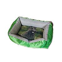 Лежак для собак с русинком , маленький размер ., фото 1