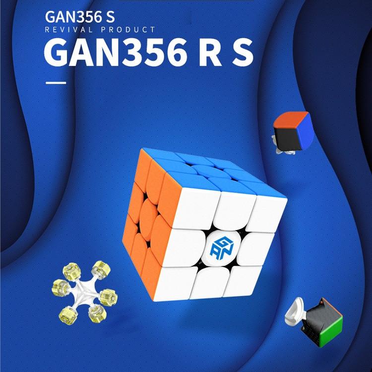 Оригинальный Кубик Рубика 3 на 3 Gan 356 RS