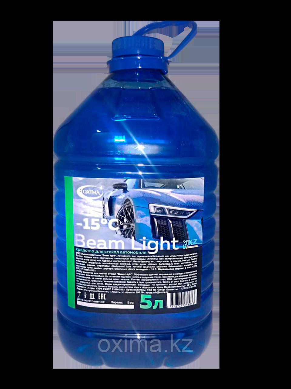Стеклоочиститель до - 15 градусов Clean Shine для авто (Незамерзайка)