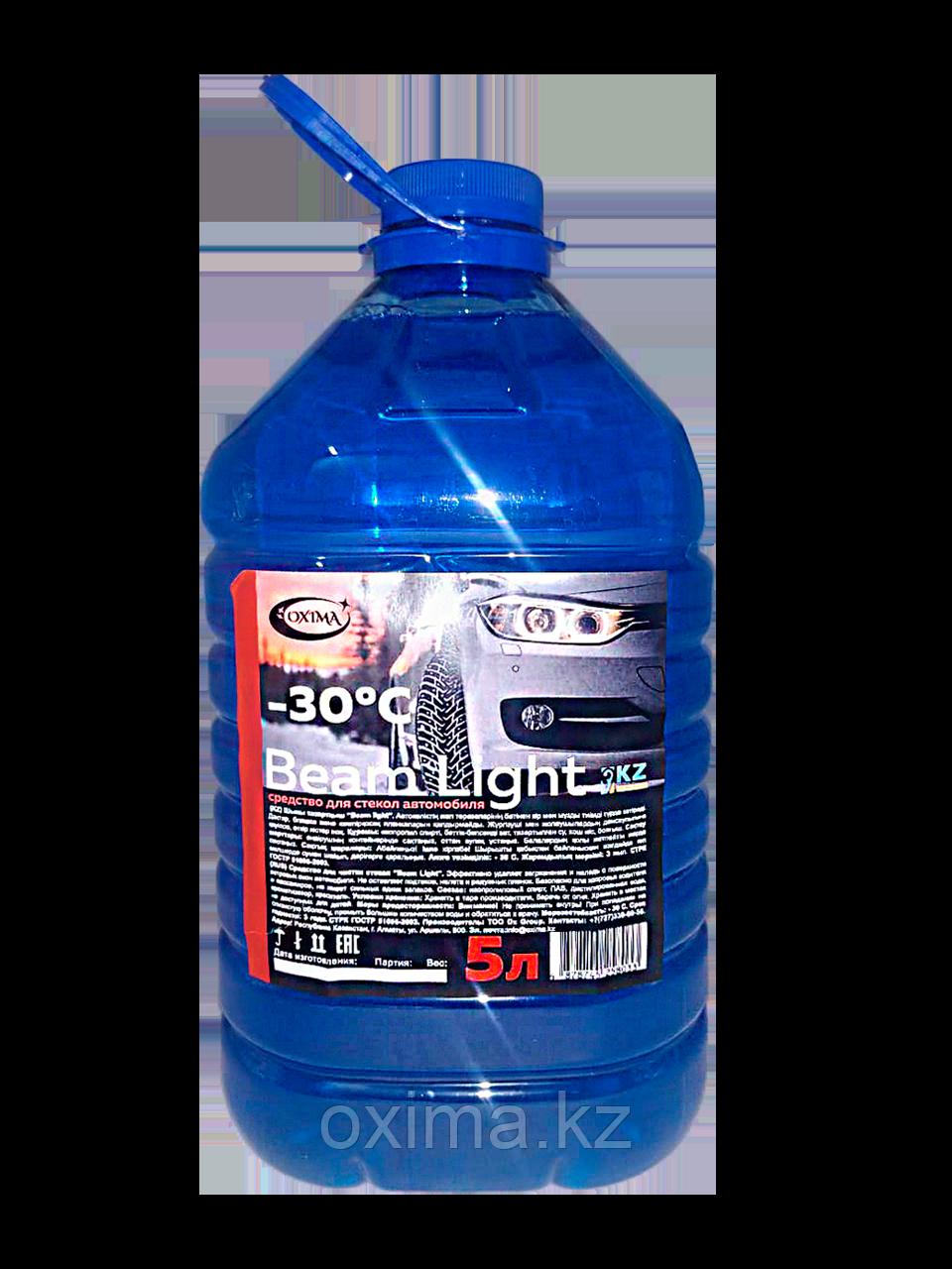 Стеклоочиститель до - 30 градусов Clean Shine для авто (Незамерзайка)