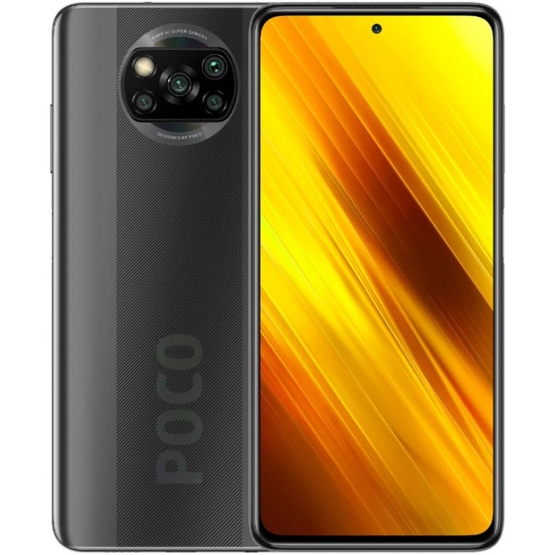 POCO X3 NFC 6/128GB Shadow Gray