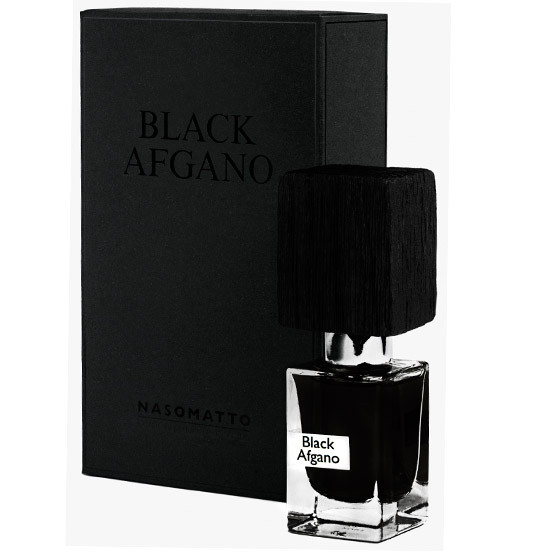 Black Afgano Nasomatto для мужчин и женщин 30ml