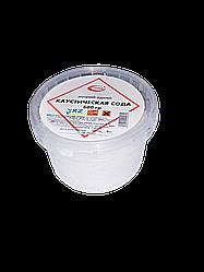Каустическая сода Натр-едкий 500 гр