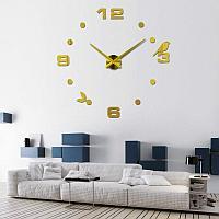 НАСТЕННЫЕ 3D часы Большие 3д часы для вашего интерьера