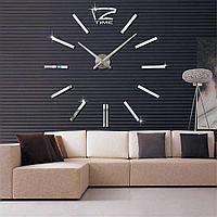 3D Настенные часы для дома и офисов. Большие 3Д настенные часы