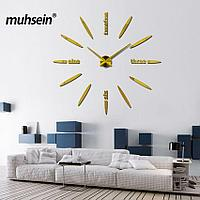 3д часы! ОГРОМНЫЕ настенные дизайнерские 3D часы! 3Д часы для дома и офисов