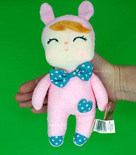"Кукла-сплюшка мини ""Костюм розовый"""