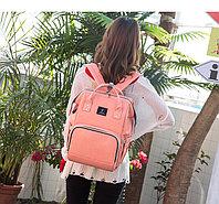 ОРИГИНАЛЬНЫЙ рюкзак POFUNUO - уникальный помощник для молодой мамы! Оранжевый