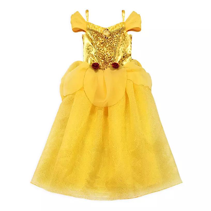 Новогодний костюм принцессы Белль