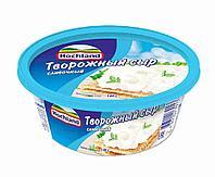 Сыр творожный Hochland сливочный 60% 220г Россия