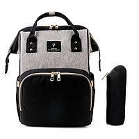 ОРИГИНАЛЬНЫЙ рюкзак POFUNUO - уникальный помощник для молодой мамы! Комбинированный