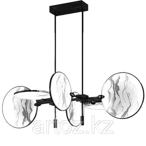 Светильник подвесной NEBULA-6 (Black)