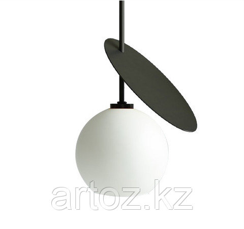 Cветильник подвесной Hanging lamp cherry1 (black)