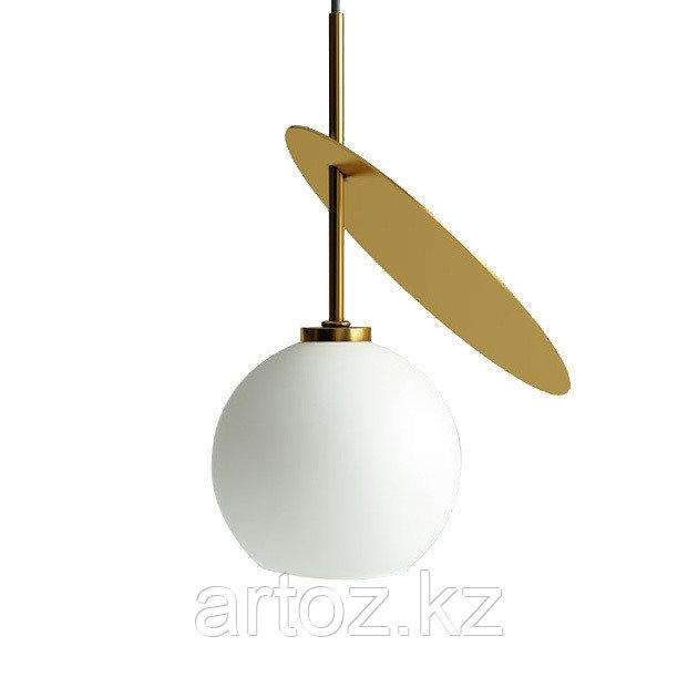 Cветильник подвесной Hanging lamp cherry1 (gold)