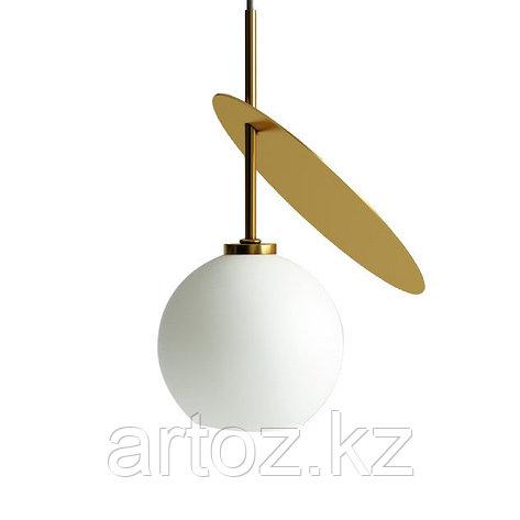 Cветильник подвесной Hanging lamp cherry1 (gold), фото 2