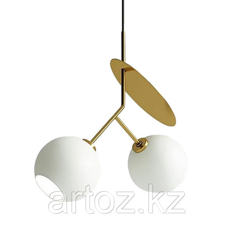 Cветильник подвесной Hanging lamp cherry-2 (gold), фото 2
