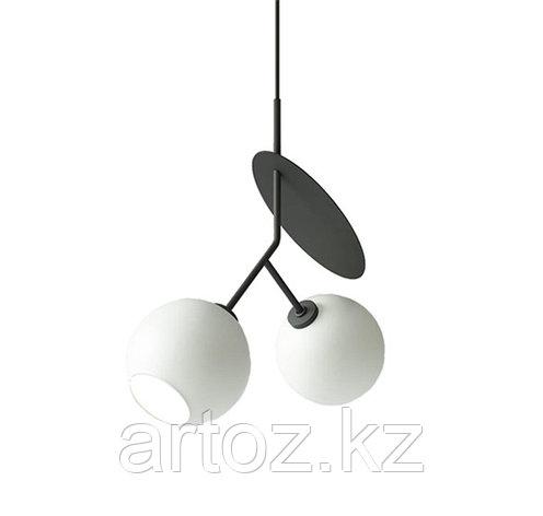 Cветильник подвесной Hanging lamp cherry-2 (black), фото 2