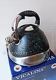 Чайник со свистком Vicalina, фото 2