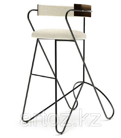 Стул барный LOOP BAR stool (White), фото 2