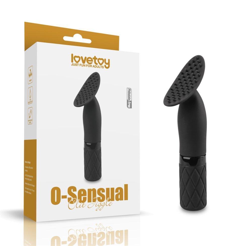 Вибратор O-Sensual Clit Jiggle