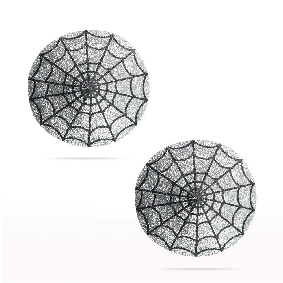 Пэстисы Spider glitter