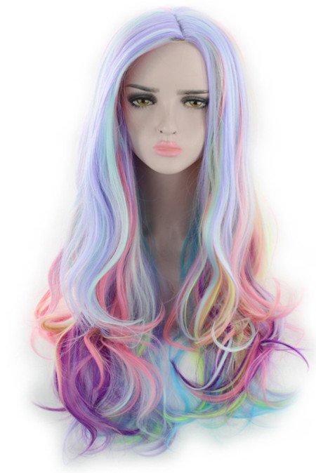 Парик Фея (разноцветный)