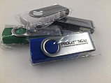 Промо USB Flash 2, 4, 8, 16, 32, 64 гб. Бесплатная доставка по РК., фото 2