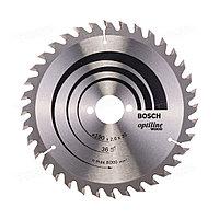 Диск пильный Bosch 190*30*36 Optiline Wood 2608640616