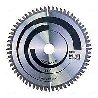 Диск пильный Bosch 230*30*64 Multi Material 2608640513