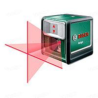 Лазер с перекрёстными лучами Bosch Quigo III 0603663521