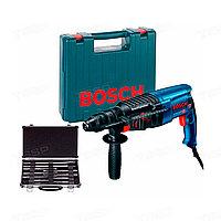 Перфоратор GBH 2-26 DFR SDS-Plus + набор буров Bosch 0615990L2T