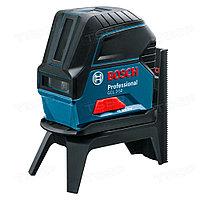 Построитель плоскостей Bosch GLL 2-50 + LR6 + RM1 + BM3 в кейсе 0601066F01