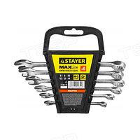Набор ключей гаечных STAYER 8-24 мм 6шт 27085-Н12
