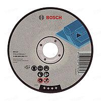 Диск отрезной по металлу Bosch 125*2,5*22,2мм 2608600221