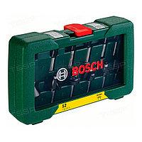 Набор фрез Bosch хвостовик 8мм 2607019466