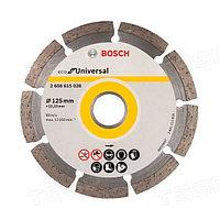 Диск алмазный Bosch 125*22,23 ECO Universal 2608615041